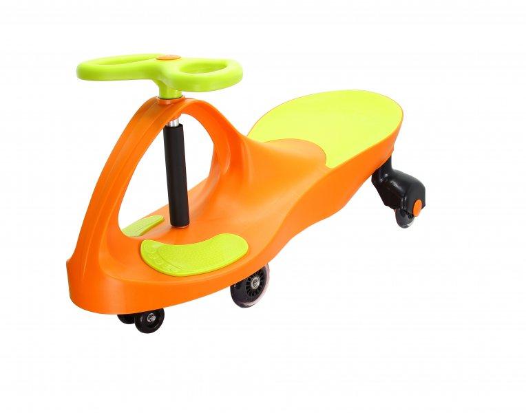 Машинка FAMILY СAR Оранжевая